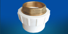Male Brass Coupling