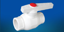 One Step Ball Valve