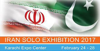 Yazd pipe Industrial group will attend in  IRAN solo Exhibition 2017 in KARACHI