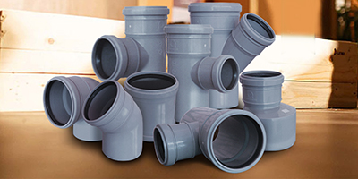 Sewage Push-fit Pipe & Fittings